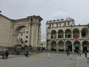 Arequipa-the white city