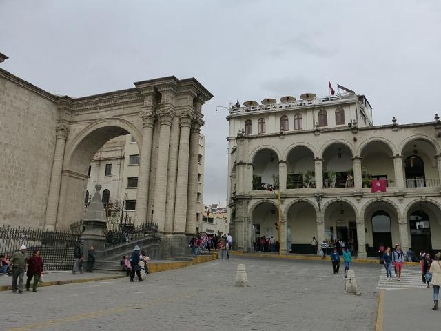 Arequipa - die weiße Stadt