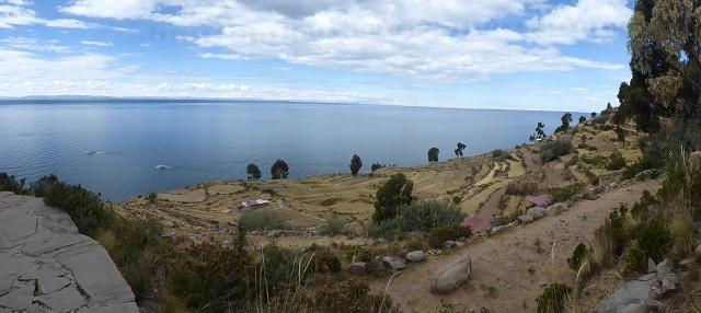 Taquile - die Insel der strickenden Männer